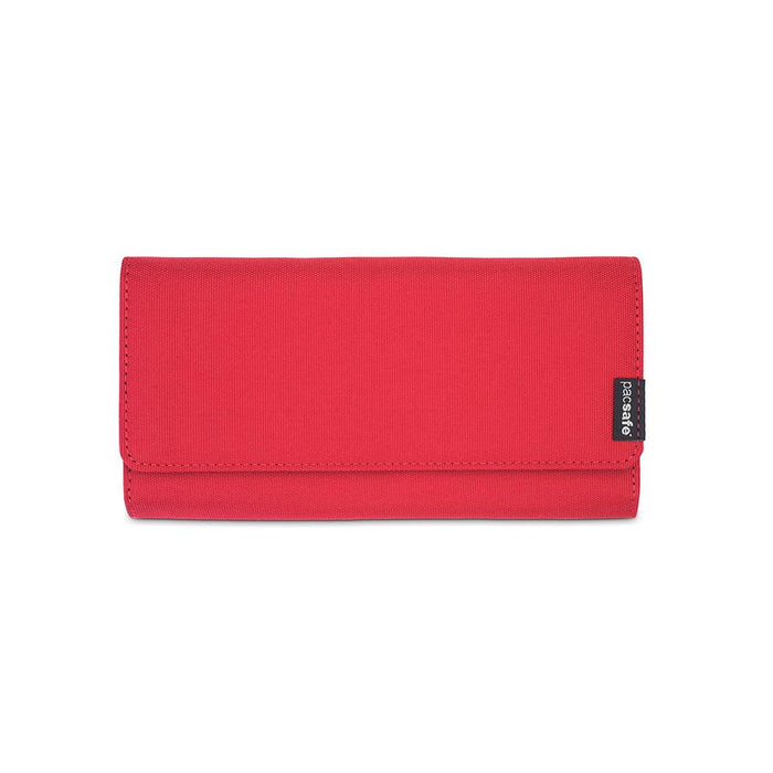 Pacsafe® RFIDsafe™ LX200 RFID blocking clutch wallet - Jet-Setter.ca