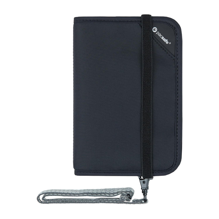 Pacsafe RFIDsafe V140 Anti-Theft Rfid Blocking Passport Holder