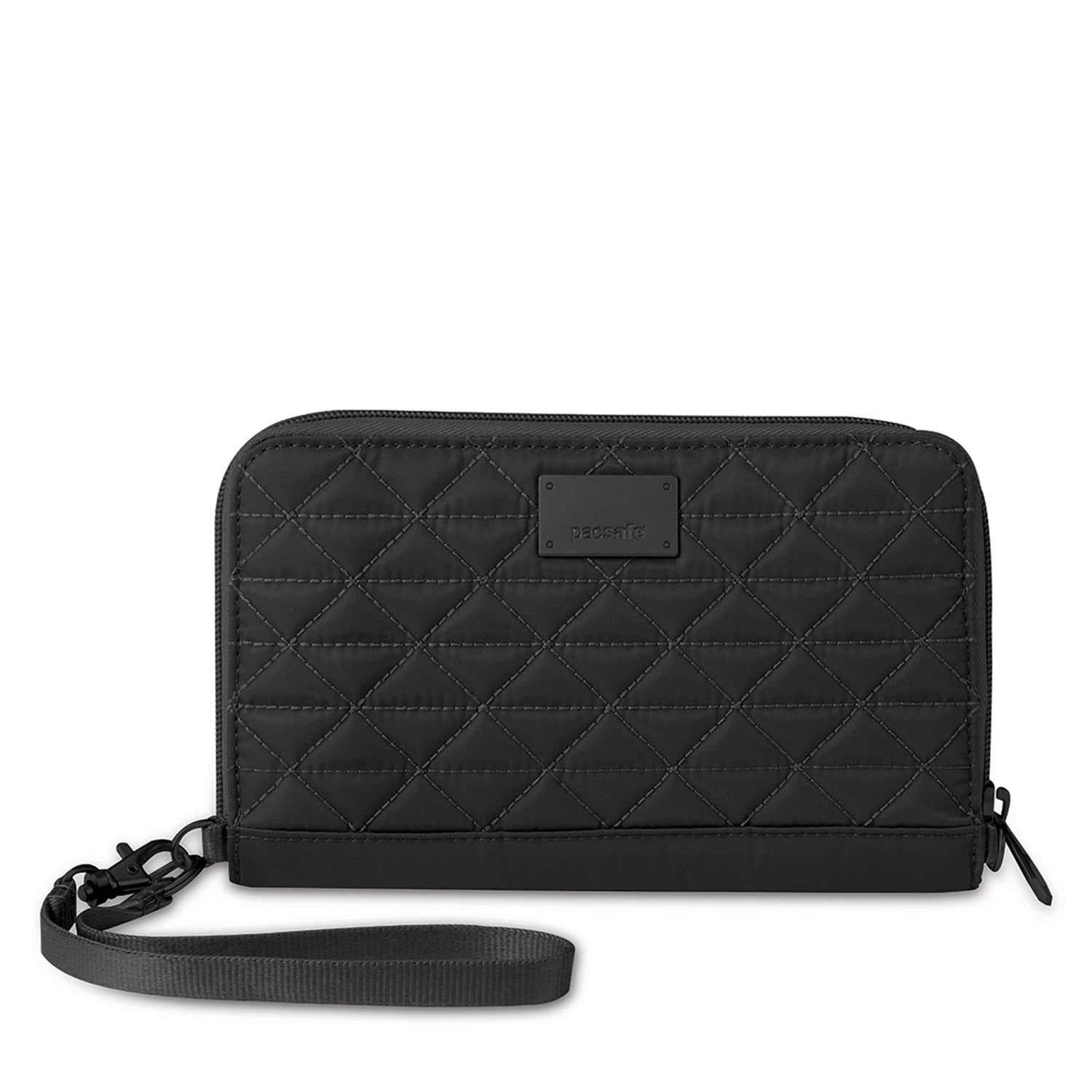 Pacsafe® RFIDsafe™ W200 RFID Blocking Travel Wallet