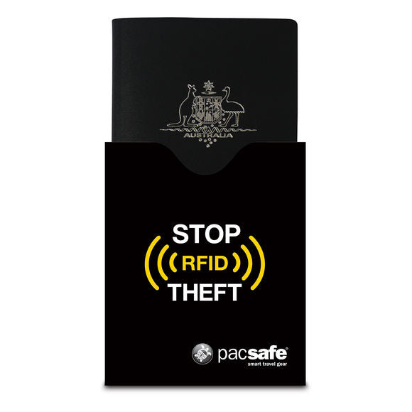 Pacsafe RFID-Blocking Passport Sleeve 50