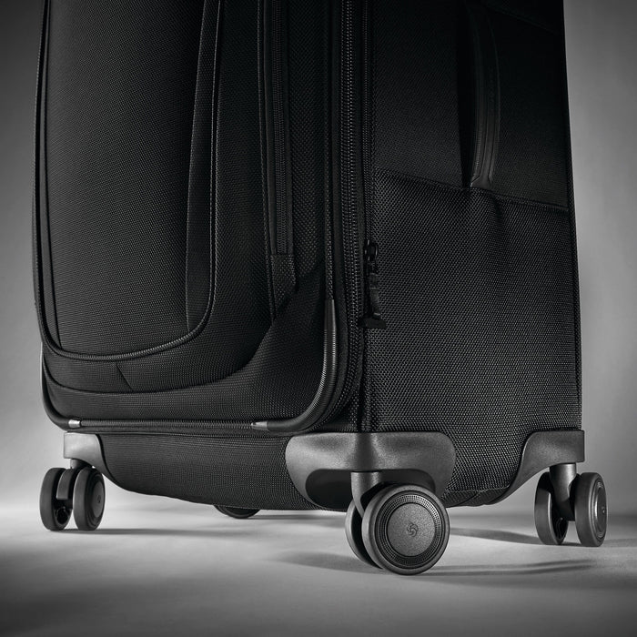 Samsonite Silhouette 16 Softside Expandable International Carry-On Spinner