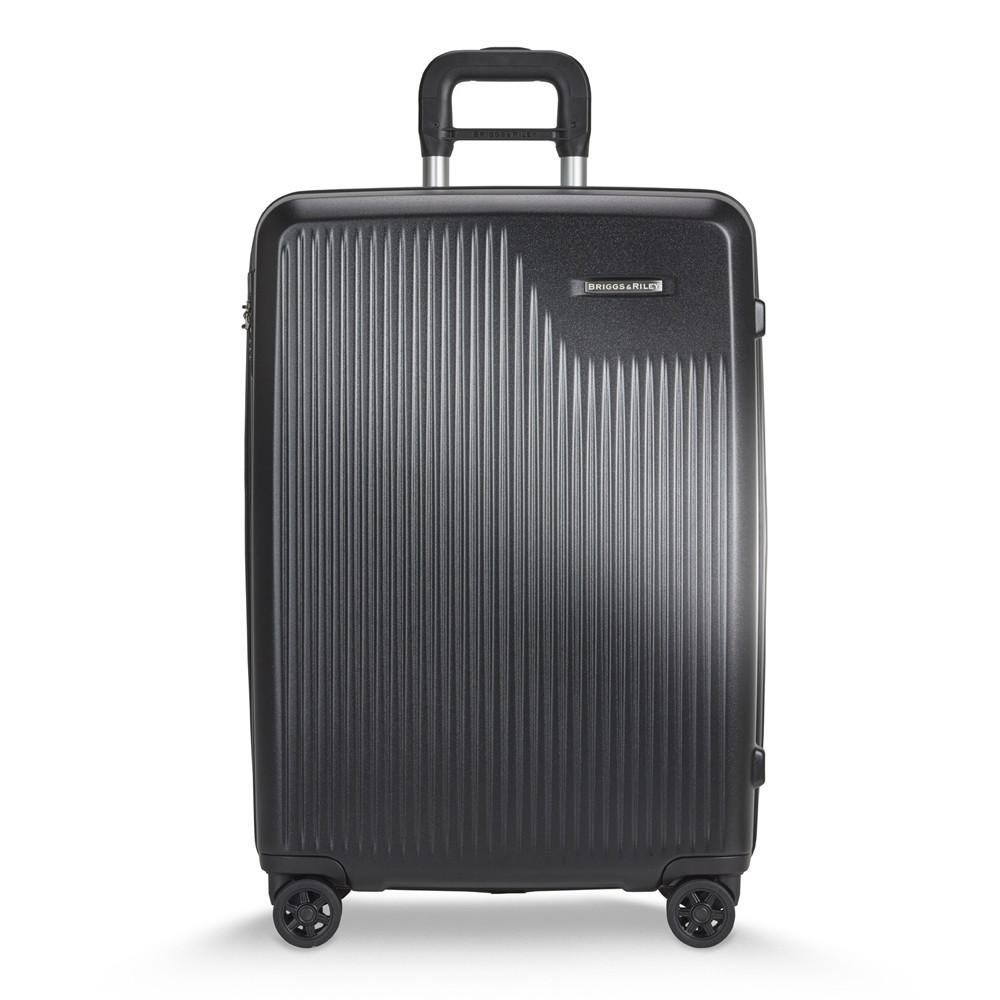 NEW Sympatico Medium Upright Expandable Hardside Spinner