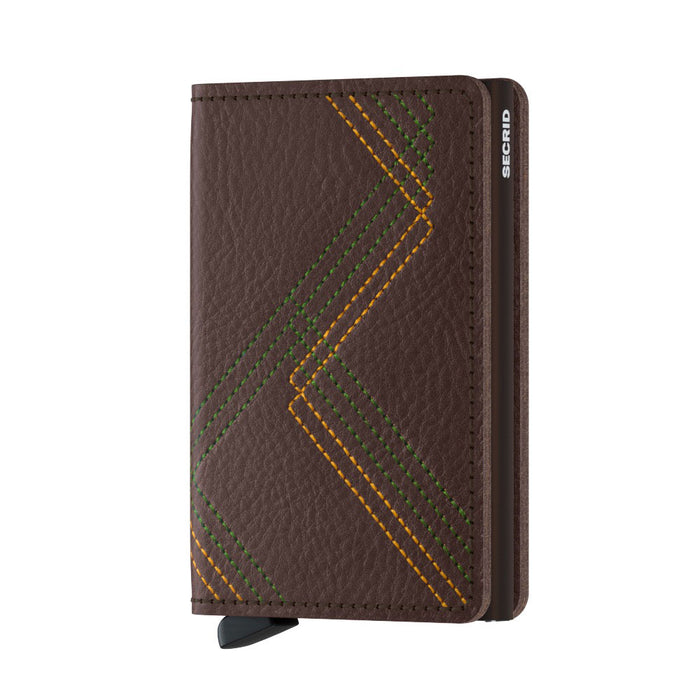 Secrid RFID Slimwallet Stitch Series