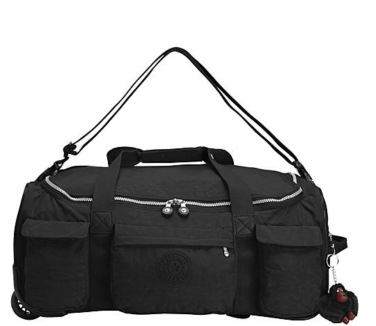 Kipling Discover Small Rolling Duffel