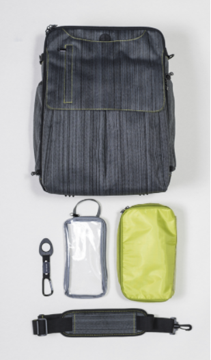 Walter+Ray InTransit™ Travel Bag V2