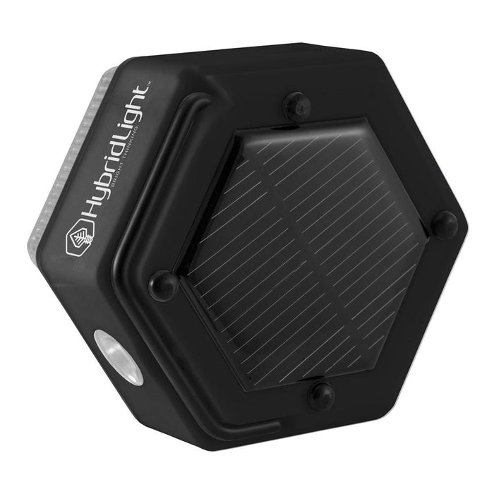 HEX Bluetooth Speaker + Portable Charger & Flashlight