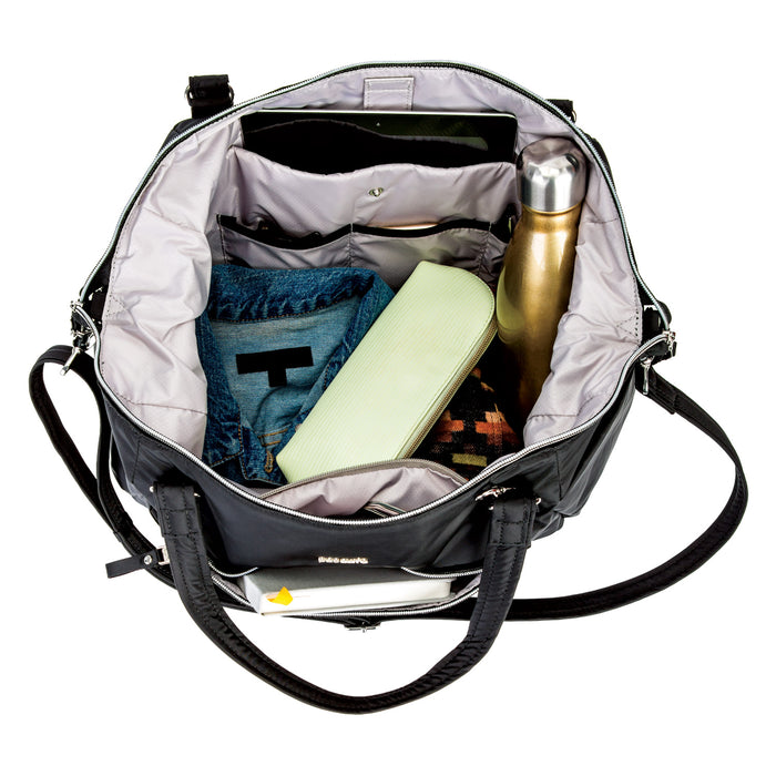 Pacsafe Stylesafe anti-theft tote bag