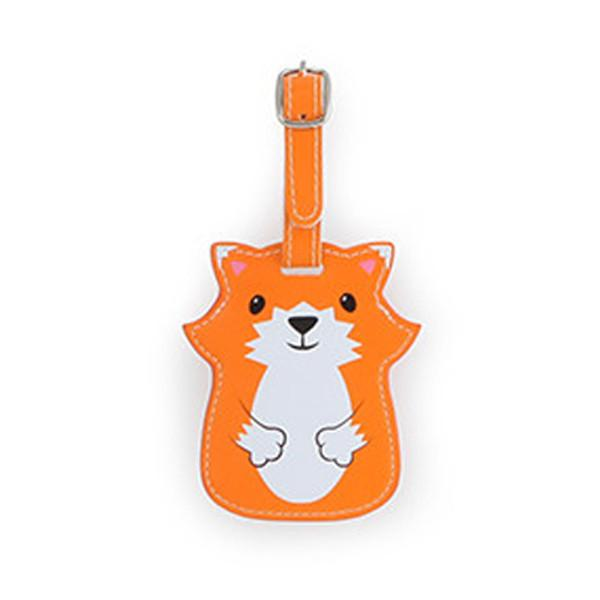 Fox Luggage Tag - Jet-Setter.ca