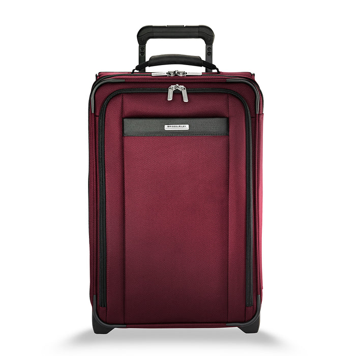 Briggs & Riley Transcend VX Tall US Carry-On Expandable Upright - Jet-Setter.ca