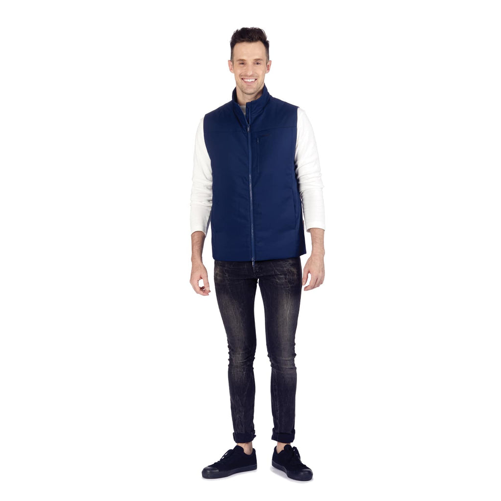 Transit men's insulated vest