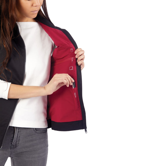 Pacsafe Transit women's insulated vest