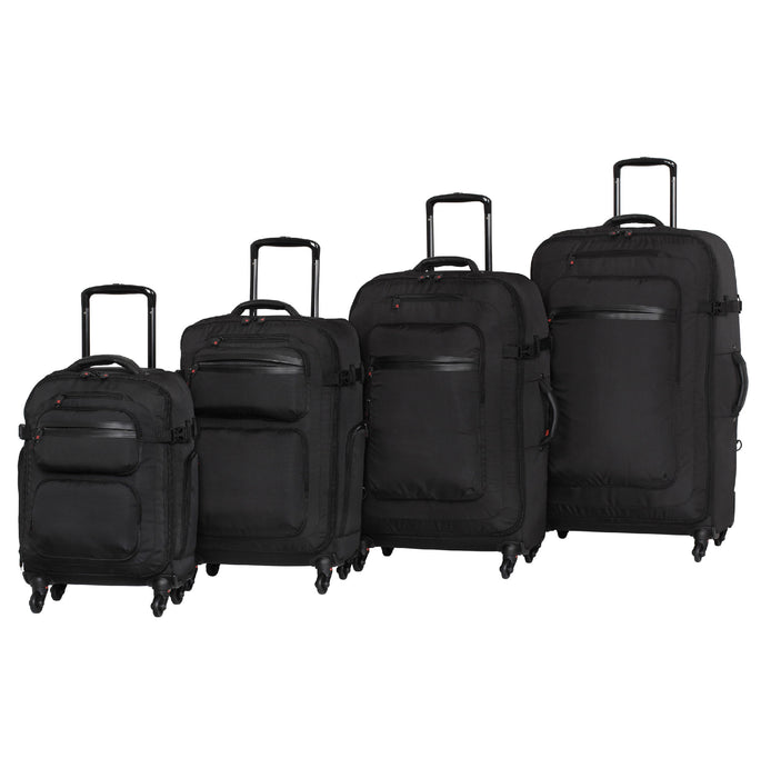IT Luggage Carrymaster Spinner 4-Piece Set