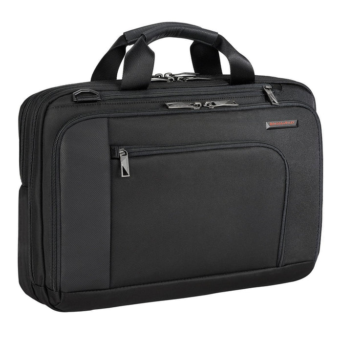 Briggs & Riley Verb Contact Medium Briefcase - Jet-Setter.ca