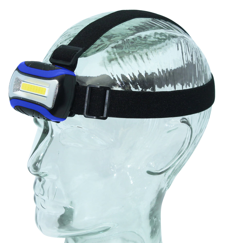 Headlamp C.O.B. 150 Lumens