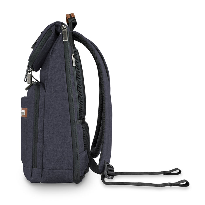 Briggs & Riley Kinzie Street 2.0 Medium Foldover Backpack