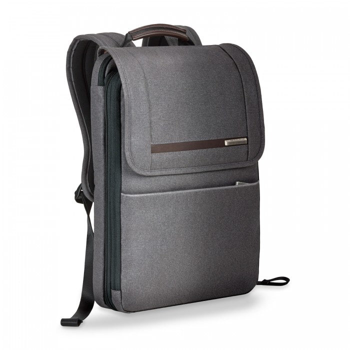 Briggs & Riley Kinzie Street Flapover Expandable Backpack - Jet-Setter.ca
