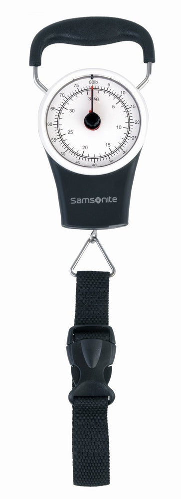 Manual Luggage Scale - Jet-Setter.ca