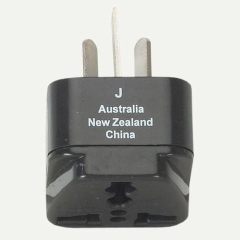 9. Grounded Australian Adapter Plug