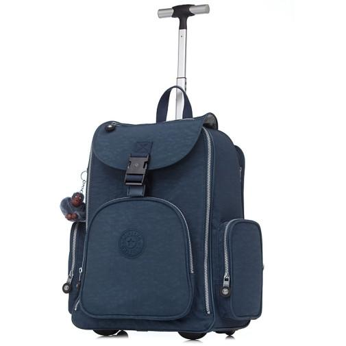 Kipling Alcatraz II with Laptop Protection Rolling Backpack - Jet-Setter.ca