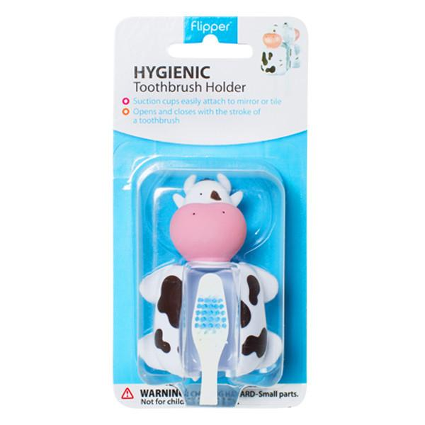 Hygienic Cow Toothbrush Holder - Jet-Setter.ca