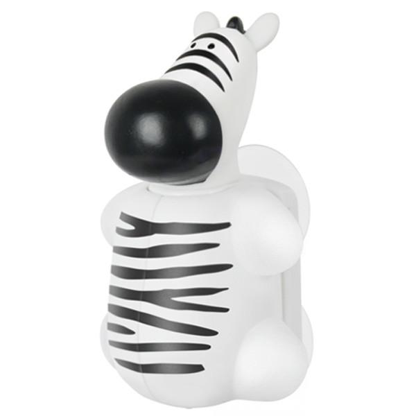 Hygienic Zebra Toothbrush Holder - Jet-Setter.ca