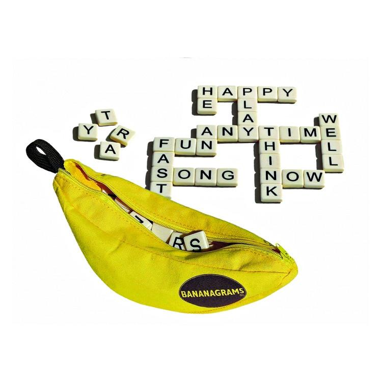 Bananagrams Travel Game - Jet-Setter.ca