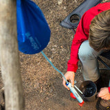 LifeStraw Mission 12 Liter Portable Water Filter - In Use
