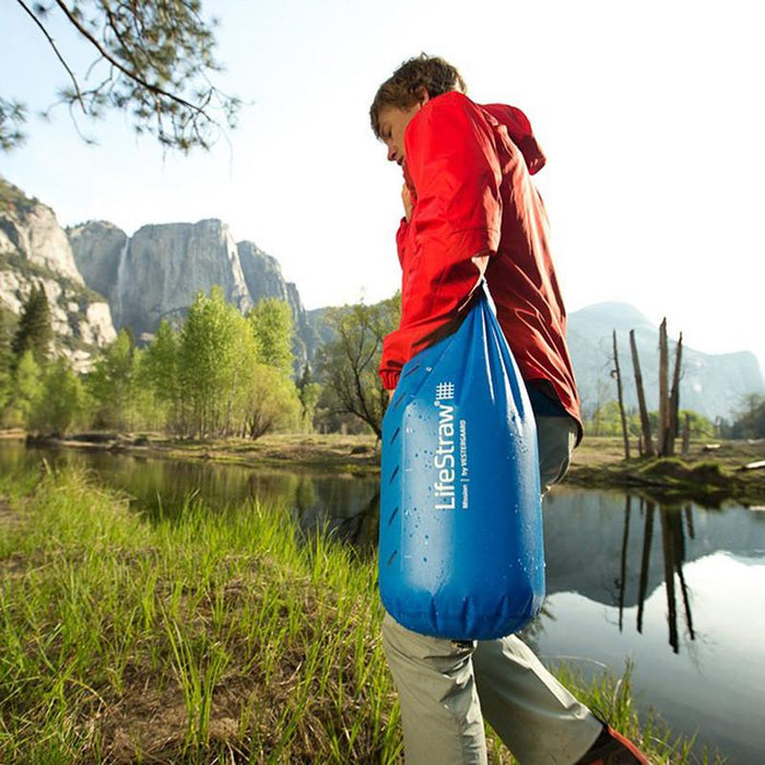 LifeStraw Mission 12 Liter Portable Water Filter