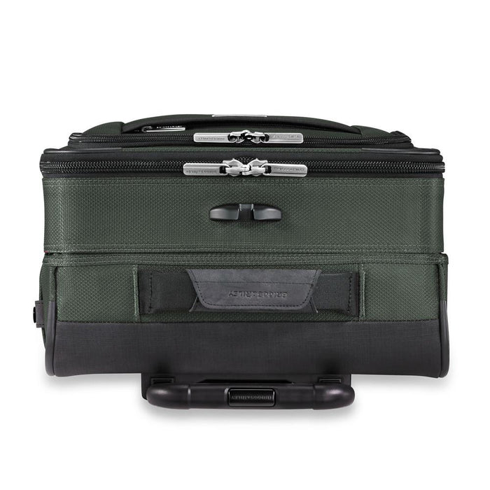 Briggs & Riley Transcend VX Tall Carry-On Expandable Spinner - Jet-Setter.ca