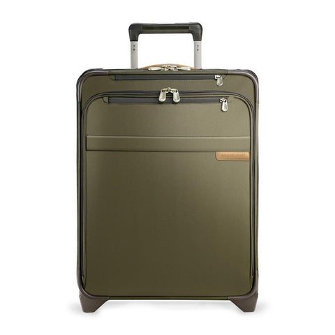 Briggs and Riley Luggage Briggs & Riley Baseline Commuter Expandable Carry-On Upright - Jet-Setter.ca