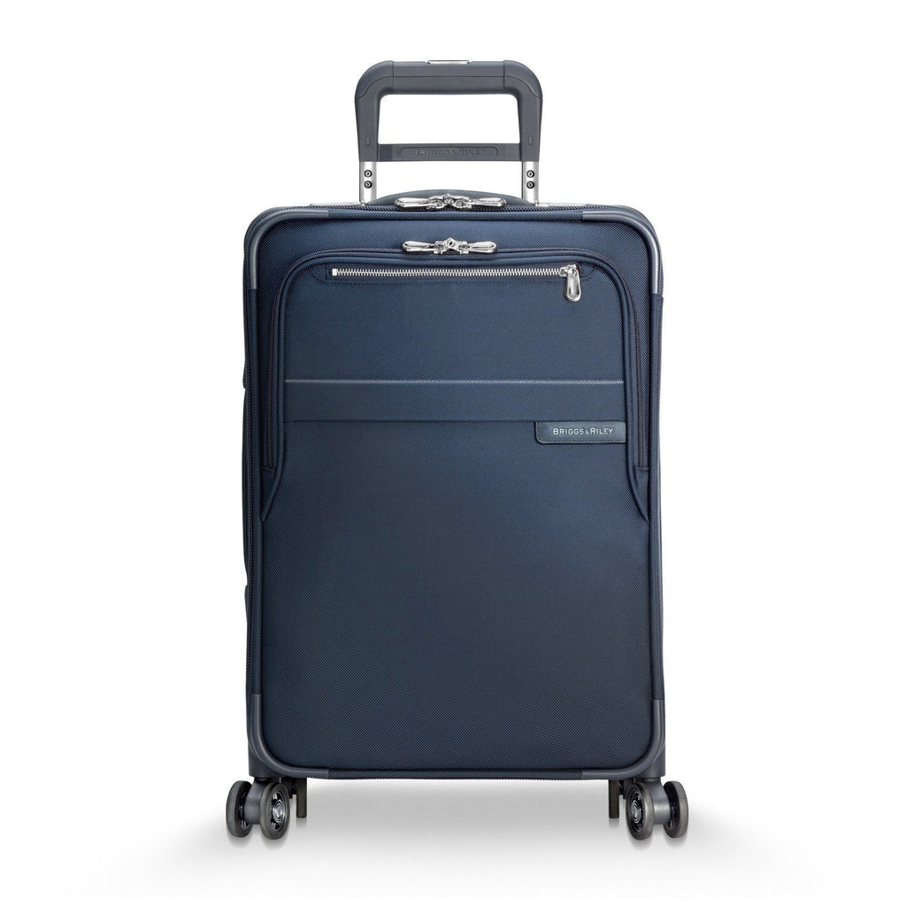 Briggs and Riley Luggage Briggs & Riley US Carry-On Expandable Wide-body Spinner - Jet-Setter.ca