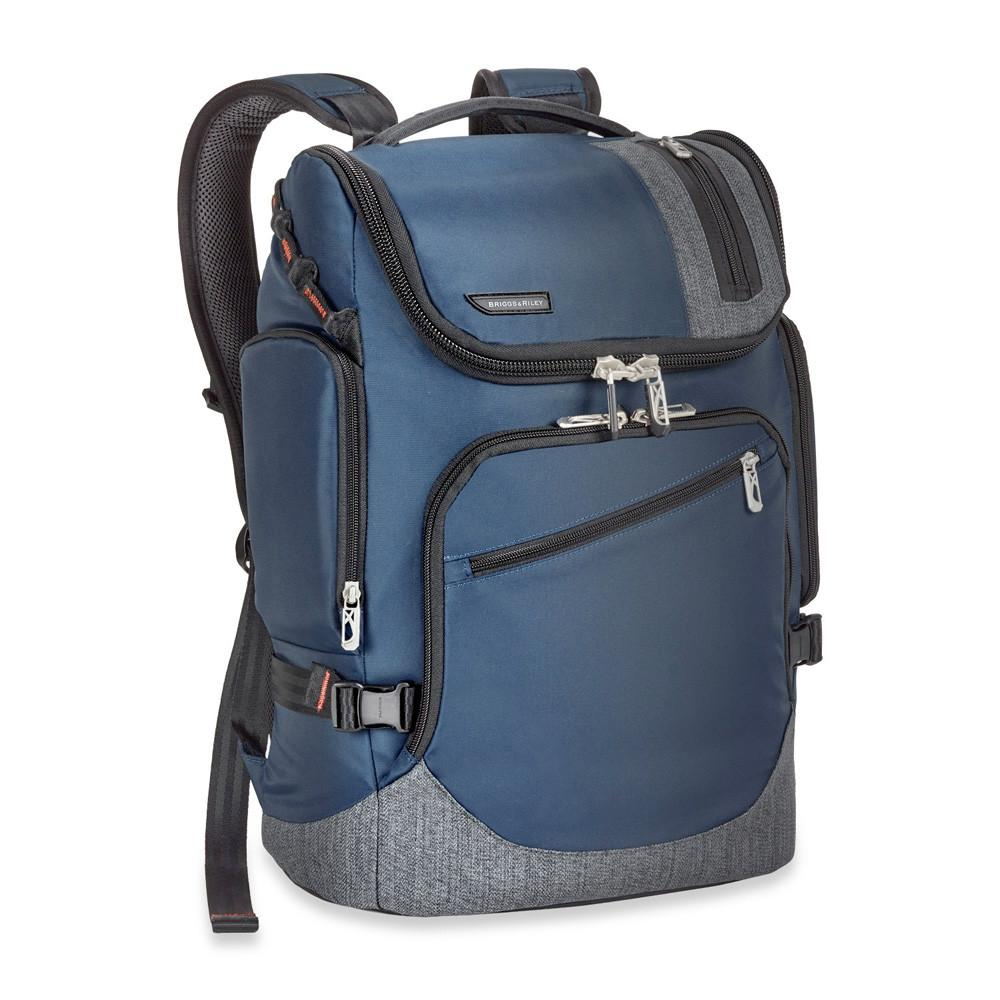 Briggs and Riley Luggage Briggs & Riley BRX Excursion Backpack - Jet-Setter.ca