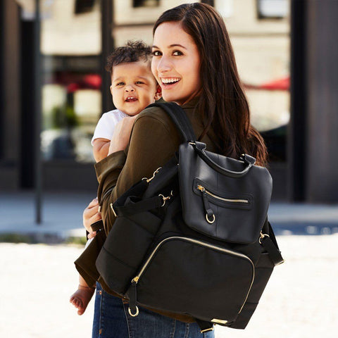 Chelsea Downtown Chic Diaper Backpack - Jet-Setter.ca