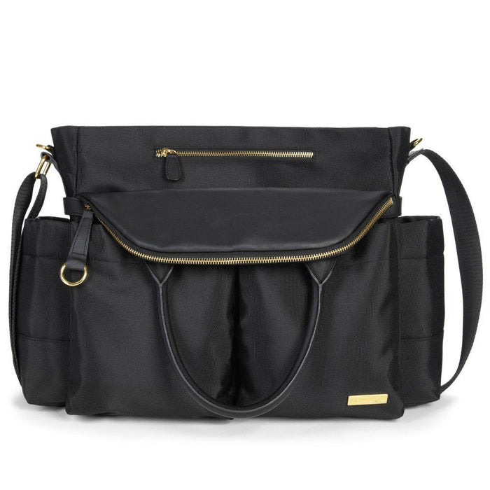 Chelsea Downtown Chic Diaper Satchel - Jet-Setter.ca