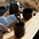 "Minipresso Portable Travel Espresso ""Pod"" Machine - Jet-Setter.ca"