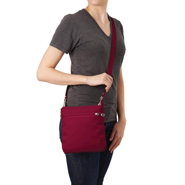 Pacsafe Citysafe CS50 Anti-Theft Cross Body Purse - Jet-Setter.ca