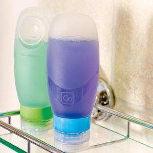 TSA Approved Silicone Travel Bottles 100ml