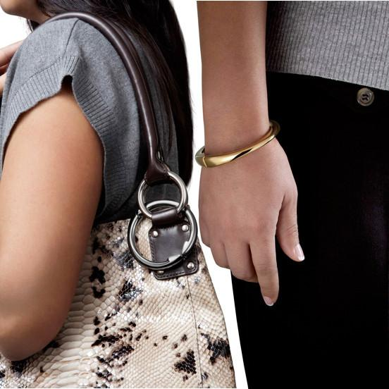 Clipa Purse Hook / Bracelet - Jet-Setter.ca