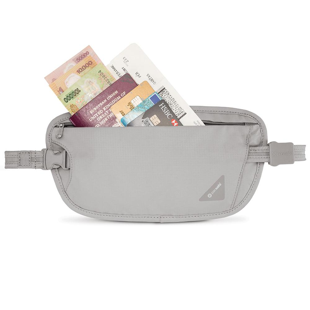 Pacsafe - Pacsafe Coversafe X100 RFID Blocking Waist Wallet - Jet-Setter.ca