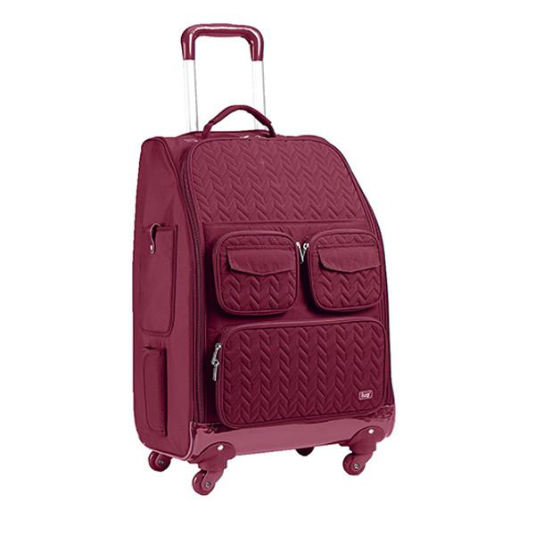 Cruiser 4-Wheel Roller Bag