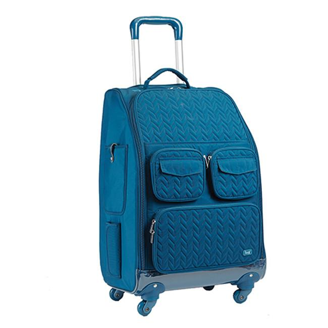 Cruiser 4-Wheel Roller Bag - Jet-Setter.ca