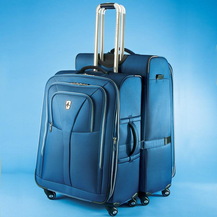 "Compass Unite 29"" Expandable Upright Spinner Suiter - Jet-Setter.ca"