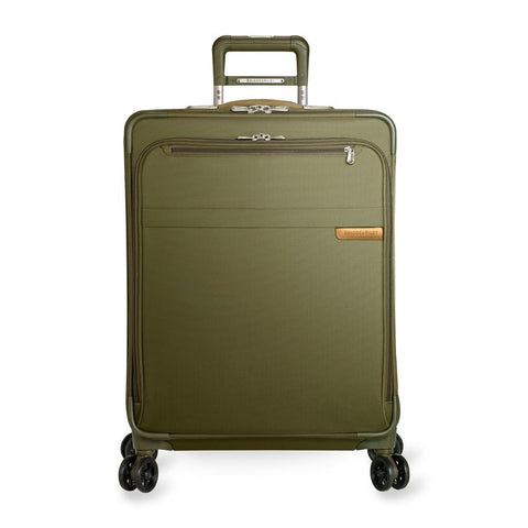 Briggs and Riley Luggage Briggs & Riley Baseline Medium CX™ Expansion Spinner - Jet-Setter.ca