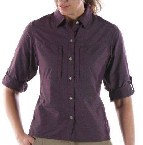 Women's DryflyliteT Long-Sleeve Shirt - Jet-Setter.ca