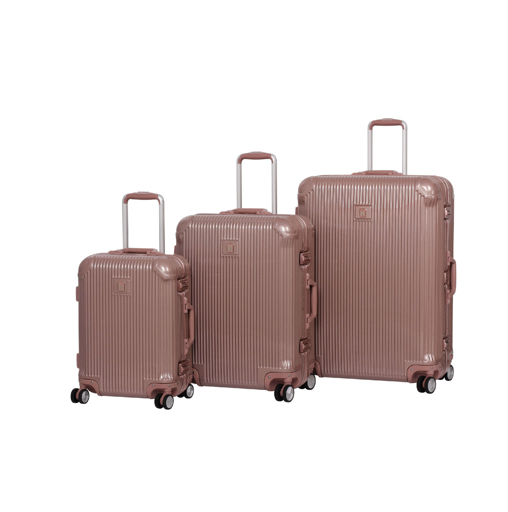 IT Luggage® 8-Wheel Crusader Spinner Set