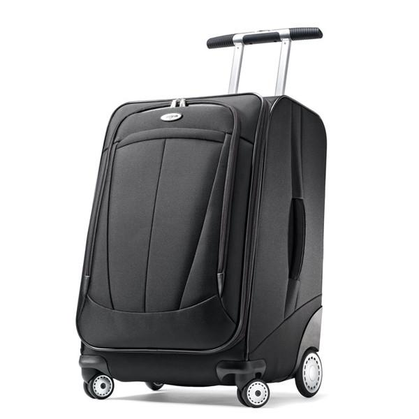 "EZ Cart 25"" Upright 4 Wheel Luggage - Jet-Setter.ca"