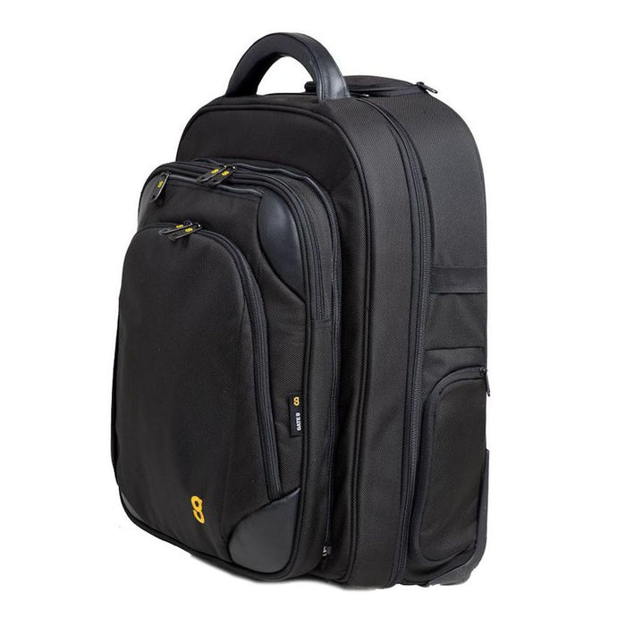 Cabin Mate Wheeled Business Backpack - Jet-Setter.ca