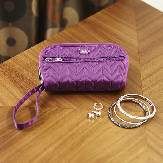 Flipper Jewelry Clutch - Jet-Setter.ca