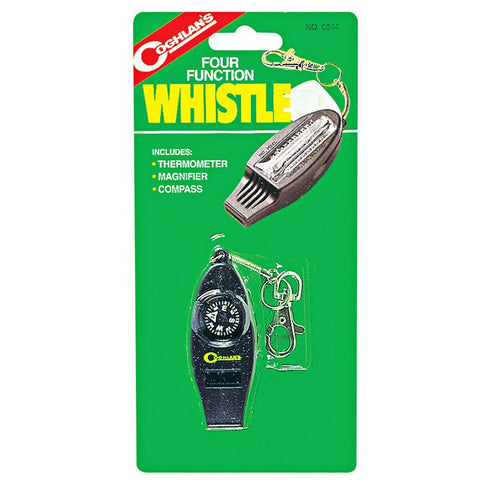Four Function Whistle