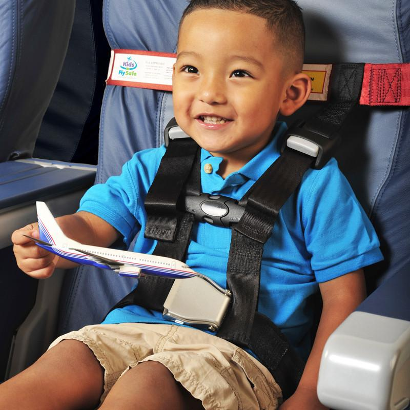 Child Aviation Restraint System - Jet-Setter.ca